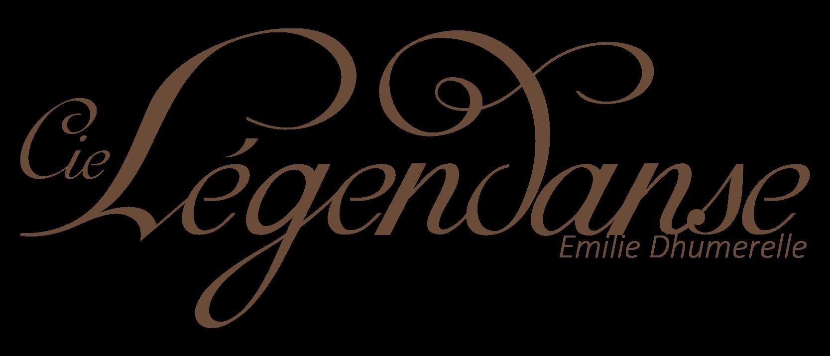 Logo de la Compagnie de Danse Légendanse